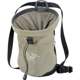 Arc'teryx C80 Chalk Bag L, carbide